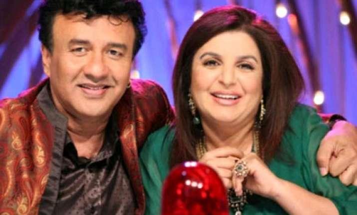 farah khan and anu malik to create magic on entertainment
