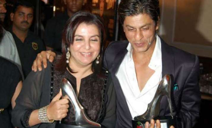 farah khan drops out shah rukh for happy new year next