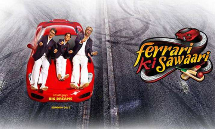ferrari ki sawaari was a game changer for me says sharman