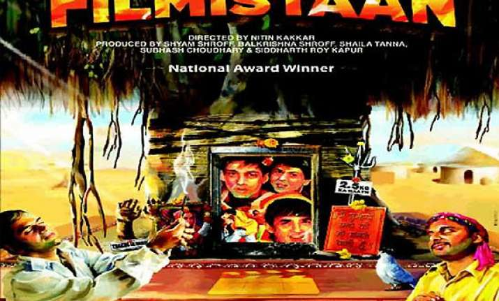 filmistaan continues to be rock steady