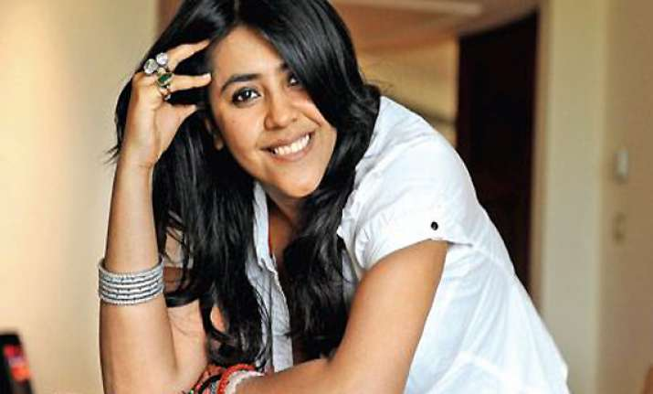 films are meant only for experimenting says ekta kapoor