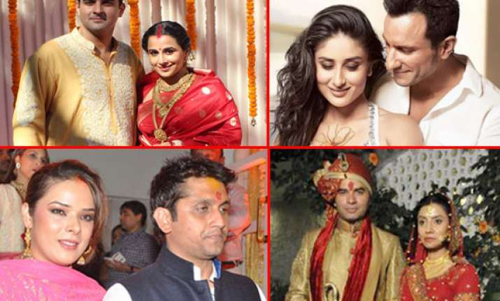 these bollywood couples are celebrating their first post