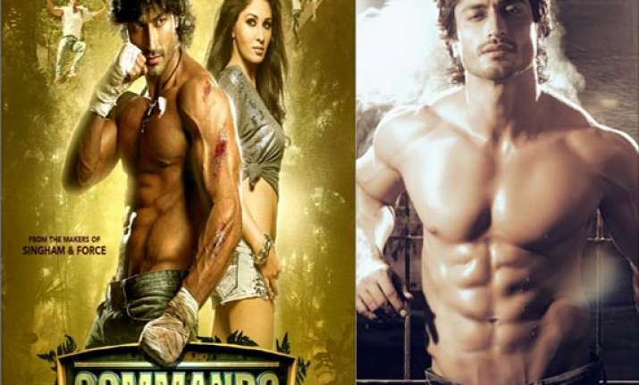 first look commando a one man army