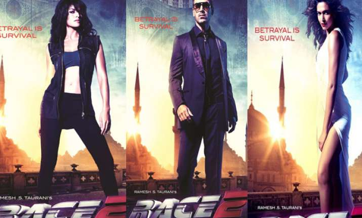 first look race 2