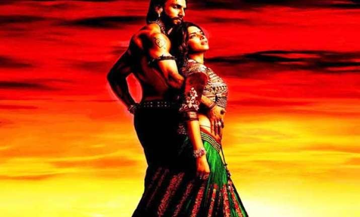 first look of sanjay leela bhansali s movie raam leela is