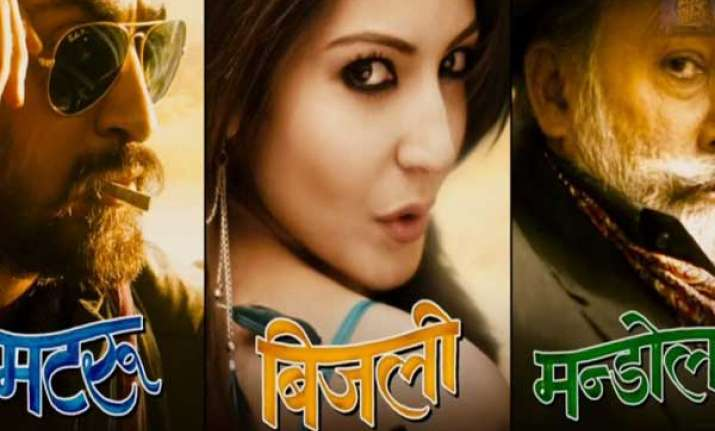five best things that happened to anushka sharma in 2012