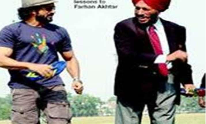 flying sikh milkha broke down while speaking to farhan