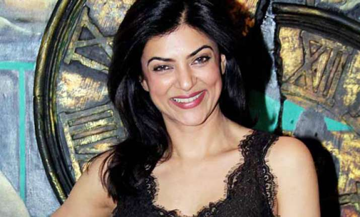 for sushmita sen doing bengali film is like homecoming