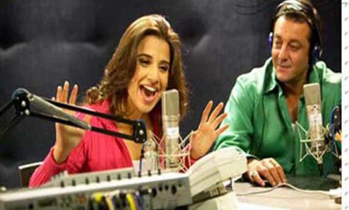for vidya sanjay dutt will remain first superstar