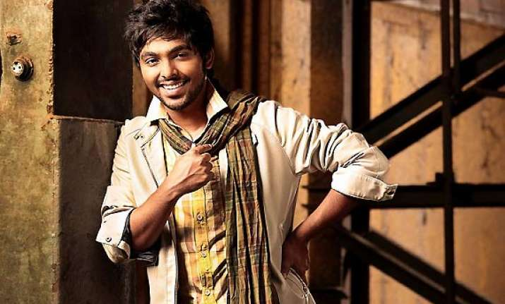 g.v. prakash credits his songs for his good looks