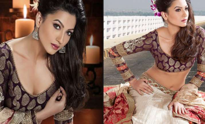 gauhar khan to be locked in bigg boss house