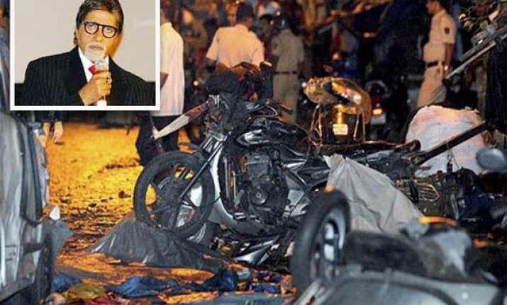 give people anti terror training says amitabh bachchan