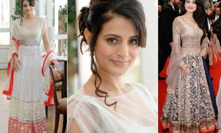 gorgeous ameesha patel at cannes 2013