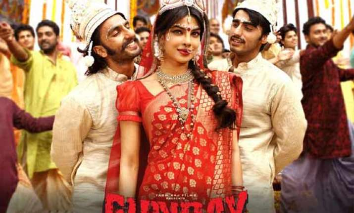 gunday box office collection rs 16.12 on opening day just