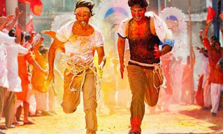 gunday mints rs 63.08 cr in the first week highway is here