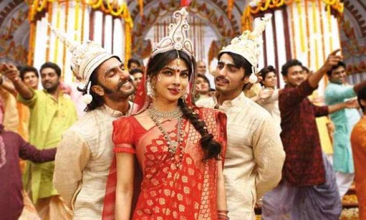 gunday box office collection no screening in pakistan might