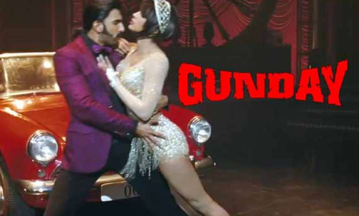 gunday box office collection rs 54.93 cr in five days in