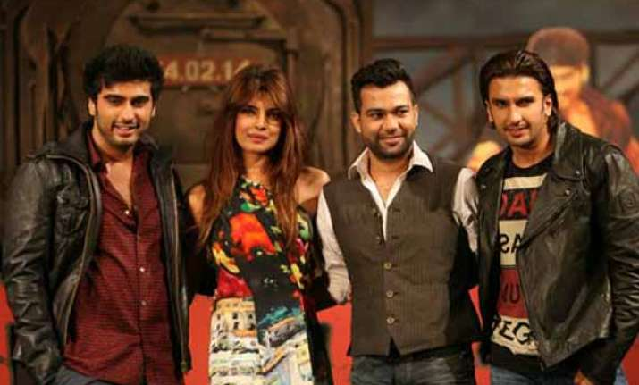 gunday box office collection rs 59.46 cr in six days last