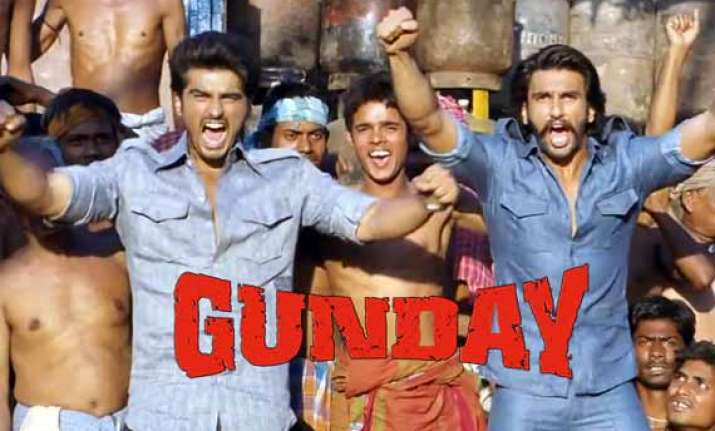 gunday box office collection rs 63.08 cr in a week will