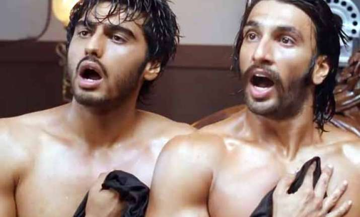 gunday box office collection going strong at overseas comes