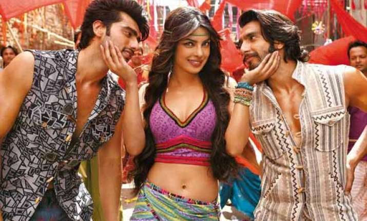 gunday box office collection rs 76.12 cr in two weeks in