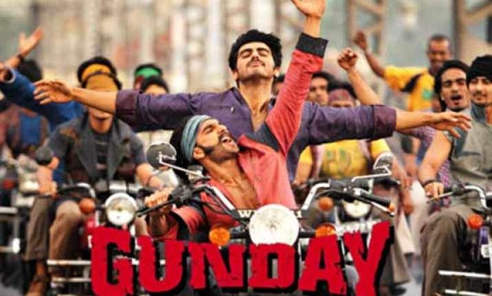 gunday movie review boring bromance kills the mood