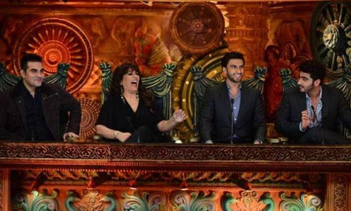 gunday stars on comedy circus ke mahabali