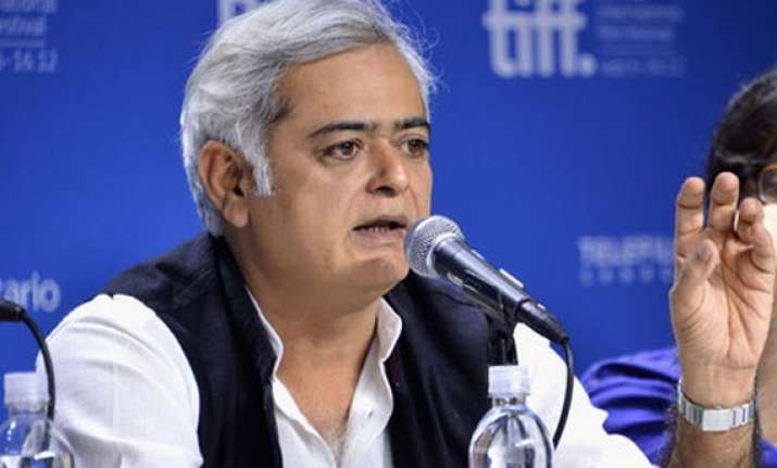 hansal mehta urges to vote against communal divisive forces