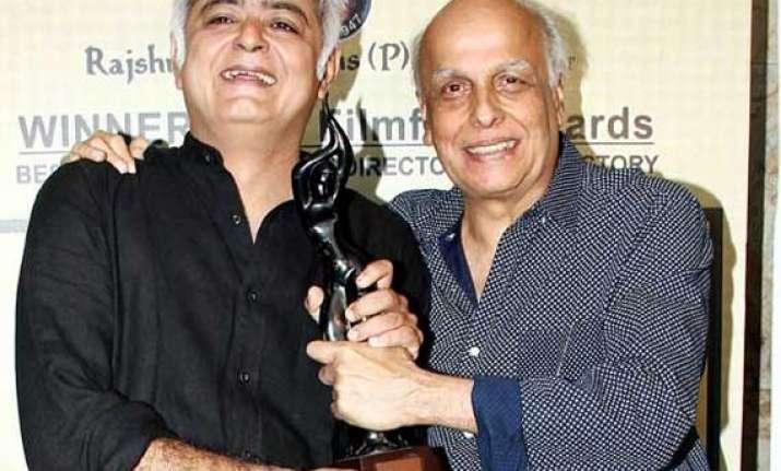 hansal mehta wishes to remake bhatt s saaransh