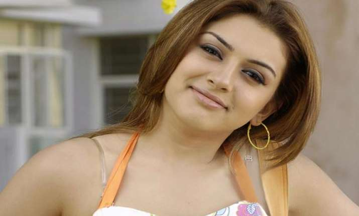 hansika motwani one take artist