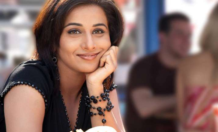 happy that directors are not typecasting me says vidya balan