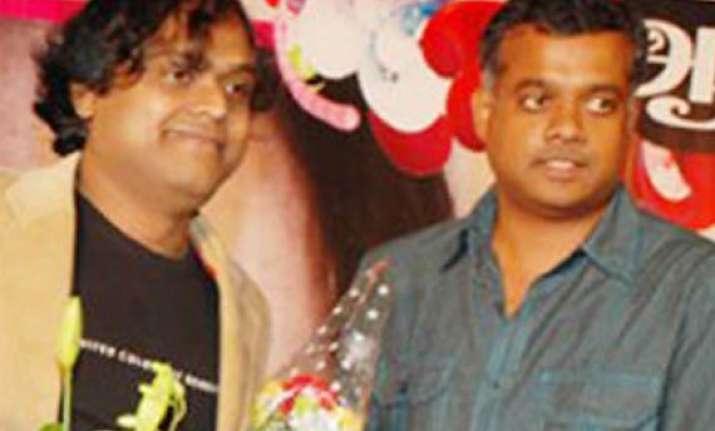 harris jayaraj gautham menon reunite after six years