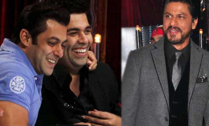 has relations with salman affected shah rukh s friendship