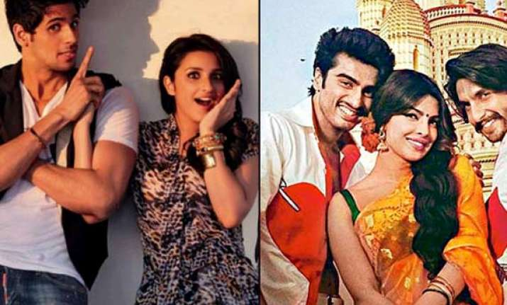 hasee toh phasee box office collection last chance gunday