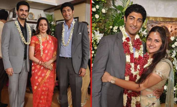 have a look at the complete album of ahana deol s