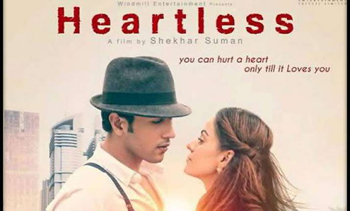 heartless movie review stylish career relaunch for adhyayan