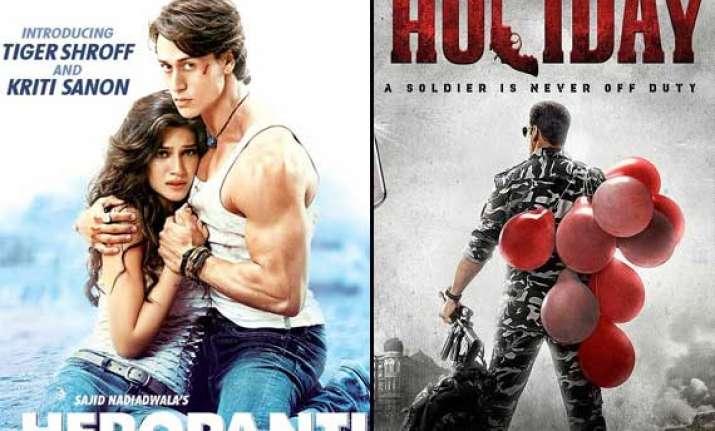 heropanti box office collection earns rs 50.75 cr akshay
