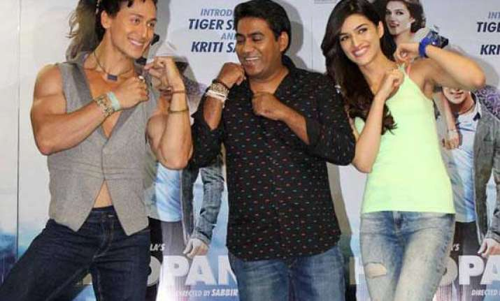heropanti director sabbir khan feels length of the flicks