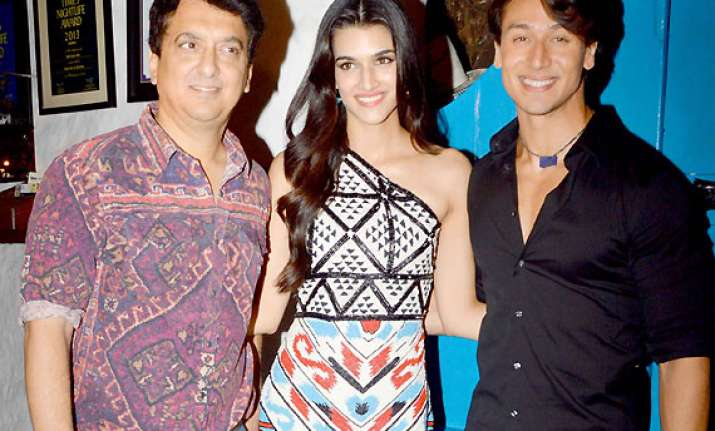 heropanti s success thrilling for star tiger shroff and