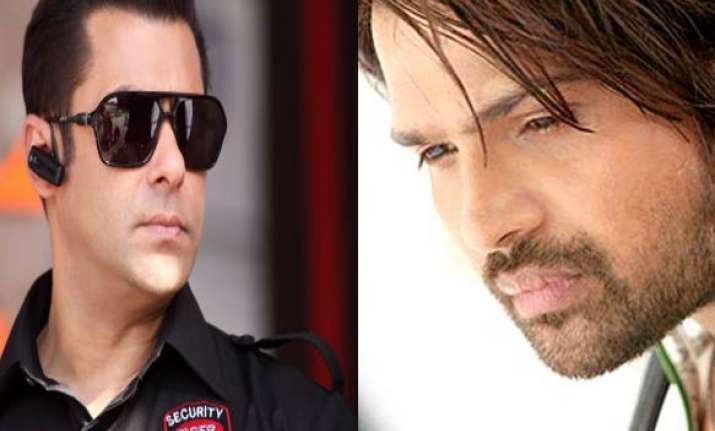 himesh to compose for salman s bodyguard