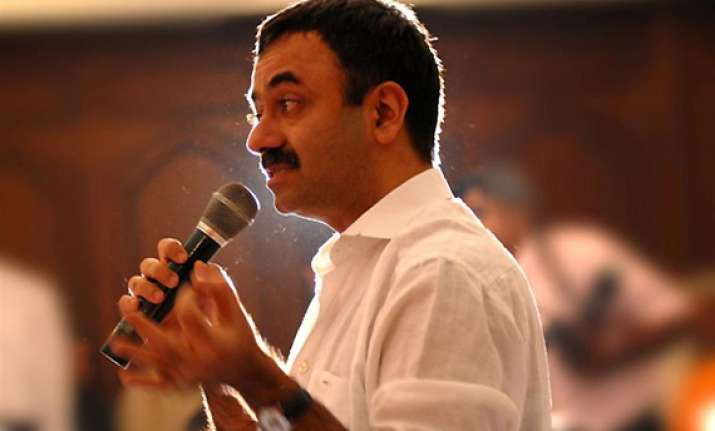 hirani wants the title talli for his next with aamir khan