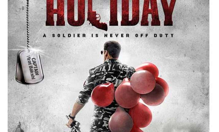 holiday a soldier is never off duty movie review it s long