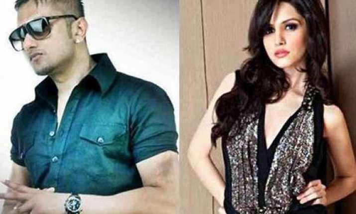 honey singh to record a song for miss india koyal rana