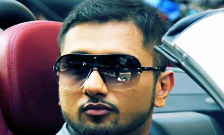 honey singh wants limited work now