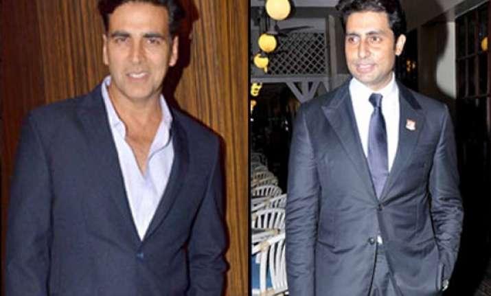 housefull 3 to star akshay kumar and abhishek bachchan
