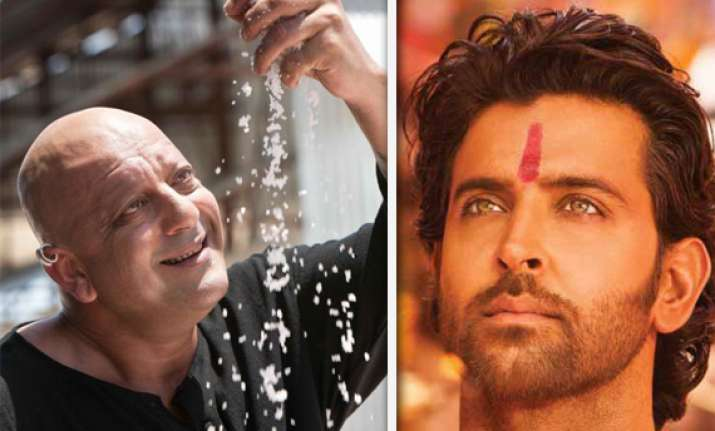 hrithik is the underdog in agneepath karan