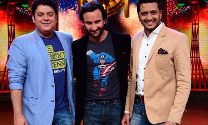 oh no sajid khan to make humshakals sequel as it mints rs