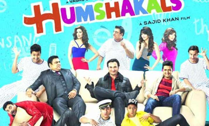 humshakals trailer to release wednesday