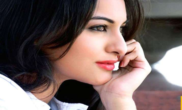 i don t do films to prove anything to anyone sonakshi sinha