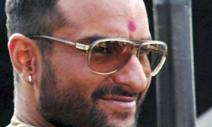 i am not against reservation saif